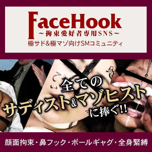 海外美女の利用者数が最多【FaceHook】