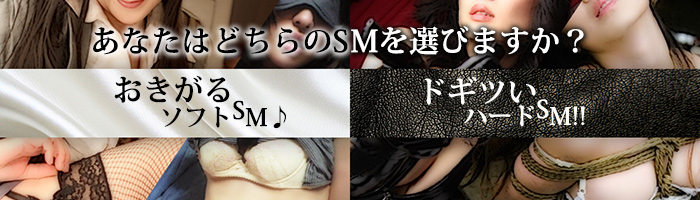 SM出会い系サイト SM_SOFT or HARD_SM